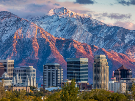 Salt Lake City-Has Grown The Fastest, Challenges To Future Growth?