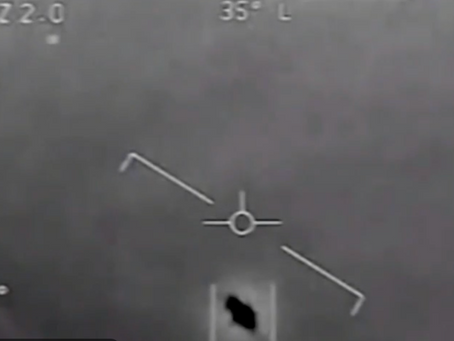 U.F.O. Now Dubbed U.A.P. Unidentified Aerial Phenomena.  Governments Agree Some UAP Unexplained !