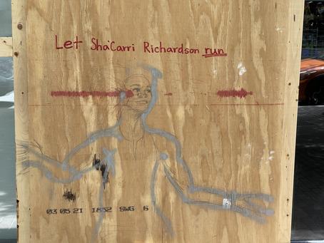 Let Sha'Carri Richardson Run