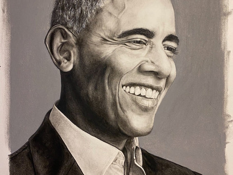 Portrait Drawing of 44