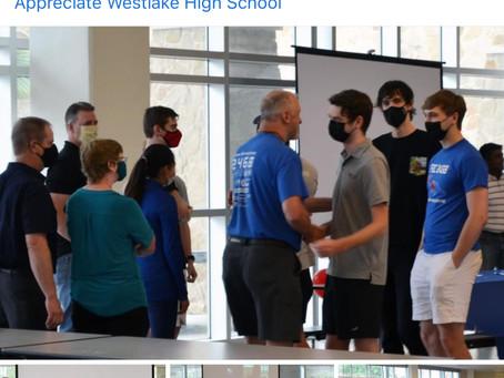 Westlake Robotics Signing Day