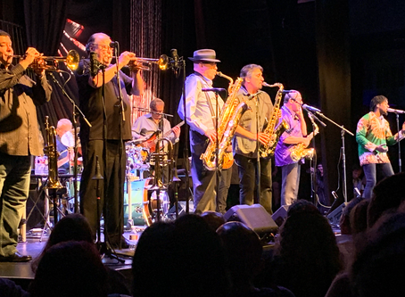 """52 Years and """"Still A Young Man""""-Tower of Power at One World Theatre Friday December 13"""