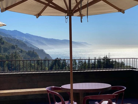 Nepenthe Big Sur-A Most Majestic View