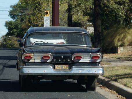 60s Ford Sedan