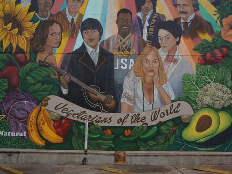 """Around Austin """"Vegetarians of the World"""""""