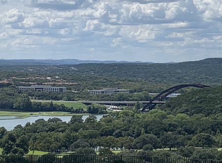 Around Austin-View from Cat Mountain