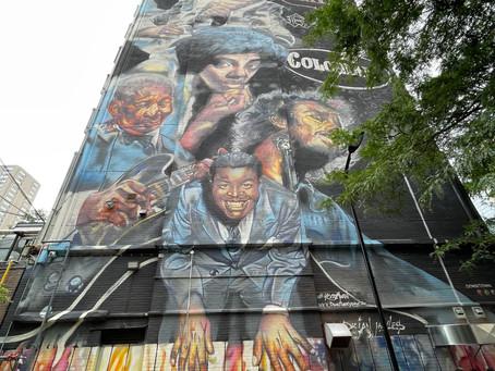 Yonge Mural