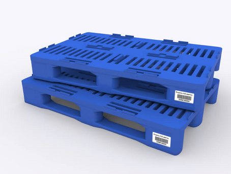 Is There A Plastic Pallet in Your Future?      Pallet Prices Jump 15% Recently.  eCommerce to Blame?