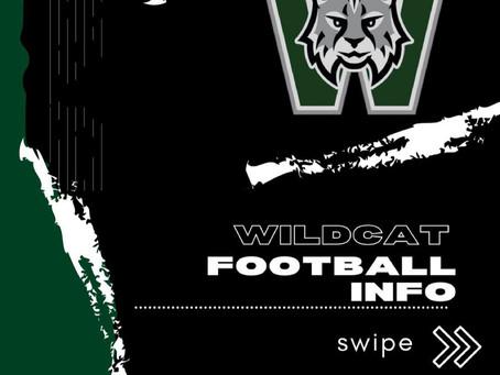 Westridge Middle School Wildcat Football