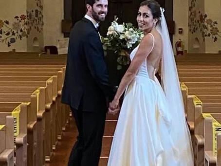 Happy 1st Brett & Katherine