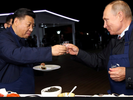 Xi & Vladimir-Share Hope of Ruling for Life