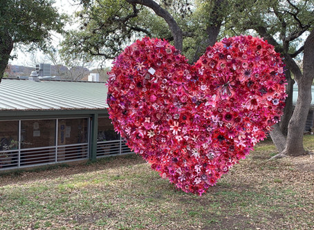 Happy Valentines from Eanes School II