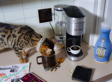 Wi-Fi Keurig-Barista Quality at Home Custom Brewing for >800 Pods from Mobile App