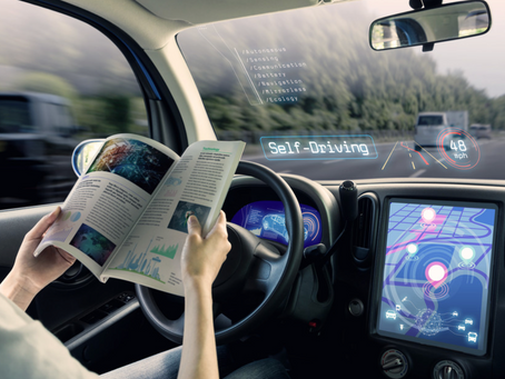 Autonomous Driving in the US Possibly by the 2030s-Start-Ups Will Focus on ADAS, Drones & Robots