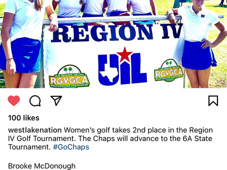 Lady Chap Linksters Qualify for State Tourney