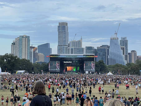 ACL Festival-Lady Bird Stage