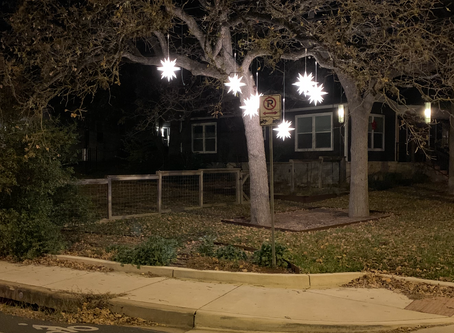 Christmas Lights-Tarrytown