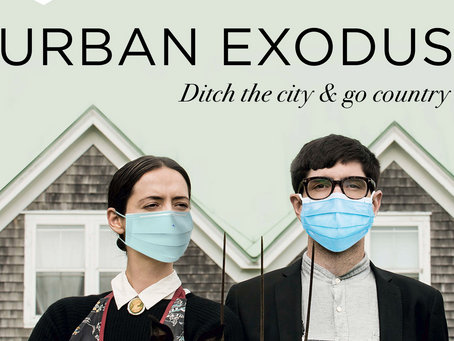 WFH Leading to Urban Exodus-Could Result in Easier Lifestyle with Adjusted Pay Rate