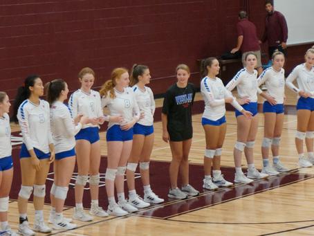 Westlake Volleyball Vs Austin