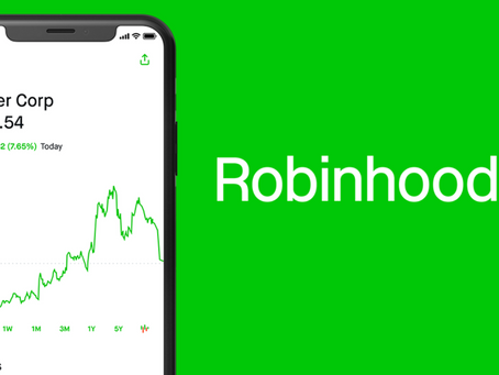Robinhood Investing APP Looks to Mature into its $17B Private Equity Valuation