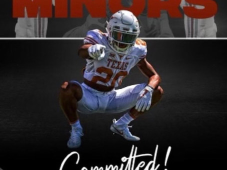 From Chap to Longhorn-Zane Minors