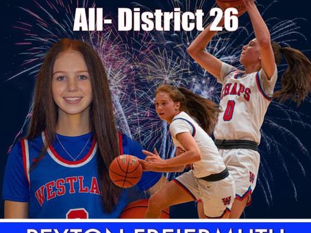 Accolades for Lady Chap BBALL