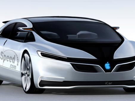 Apple Enters Fiercely Competitive EV Market