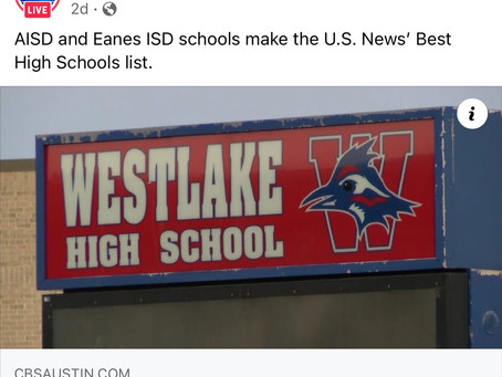 U.S. News' Best High Schools Westlake