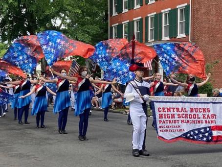 Memorial Day Parade-Doylestown PA