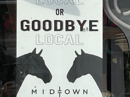 Buy Local or Goodbye Local