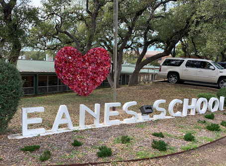 Happy Valentines from Eanes School