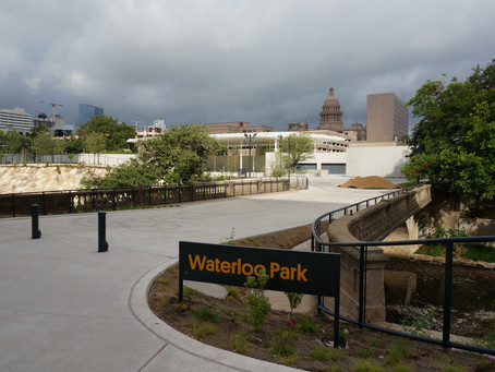 Waterloo Park Nearing Completion