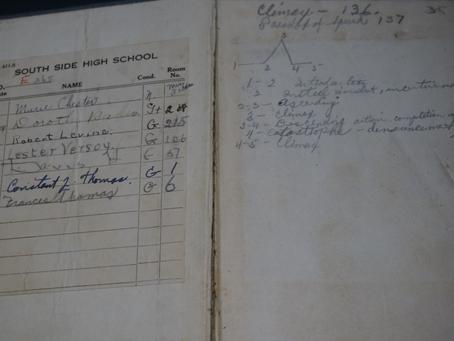 Inscriptions 1914