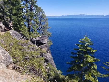 Lake Tahoe Blue