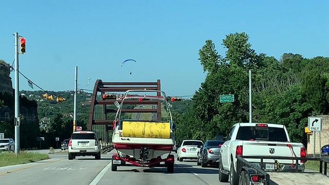 Kite Over Pennybacker & 360