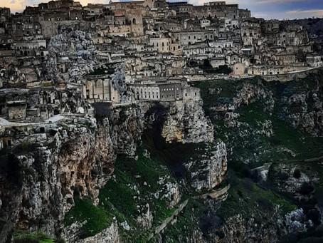 Historic Matera Italy