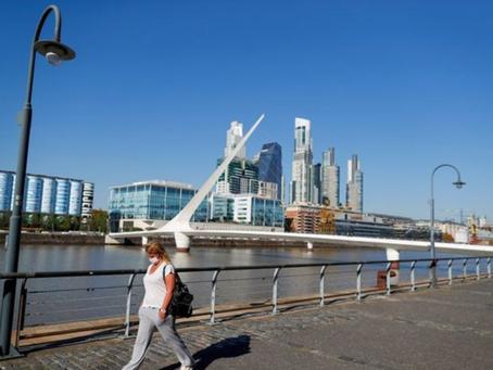 Argentina Codifies A Large Swath Southward