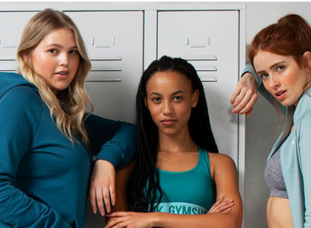 Athleisure Wear-GymShark-Females Spend Big