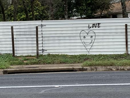 Street Art Valentine
