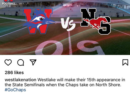 Chap Football State Semifinals Vs North Shore