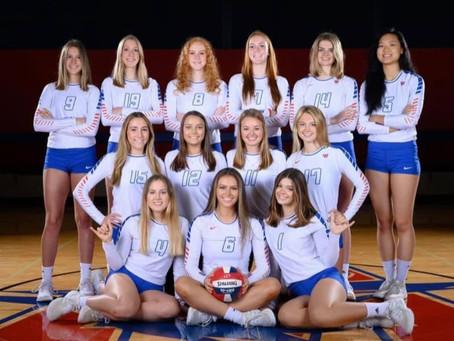 Westlake Varsity Volleyball 2021