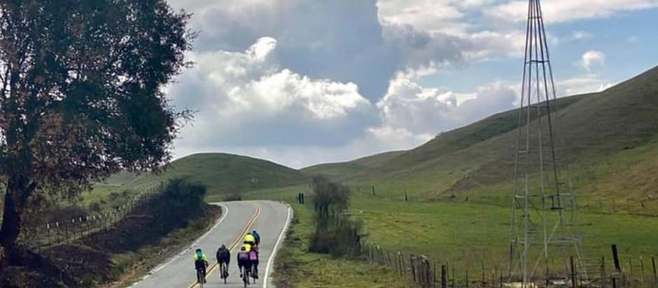 Paul & Crew Gilroy Foothills Trek