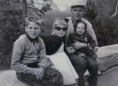 Yosemite 1955
