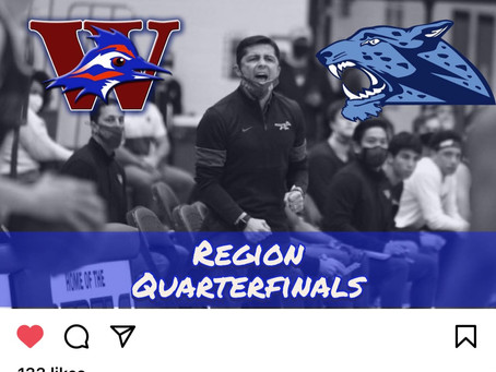 Chap BBALL to Region Quarterfinals