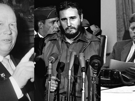 Cuban Missile Crisis & More-New Book