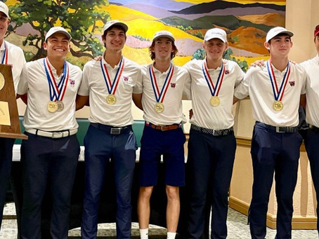 Chap Linksters State Champions-Jacob Sosa Ties for Individual Silver with Play Off Birdy