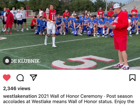 Chap FB Wall of Honor Ceremony