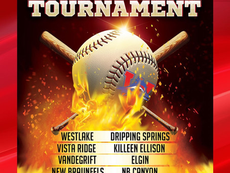Baseball is Back-Hill Country Classic
