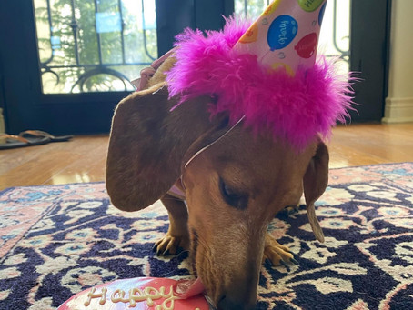 Little Kya Celebrates 5th Birthday in Style