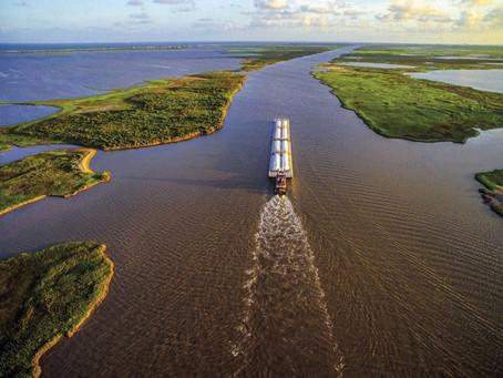 Gulf Intercoastal Waterway Who Knew?